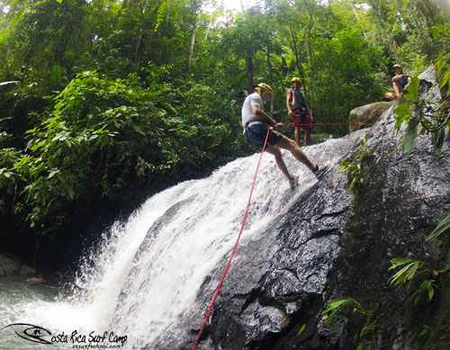 costa canyoning adventure tour