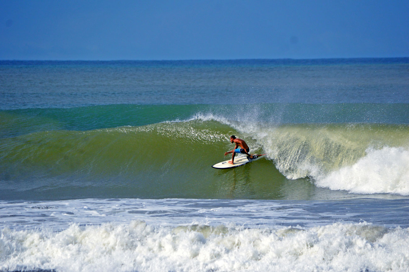 Surfing in Dominical With Costa Rica Surf Camp