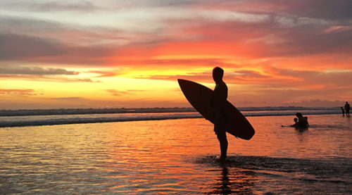 Surf Camp Package at Costa Rica Surf Camp