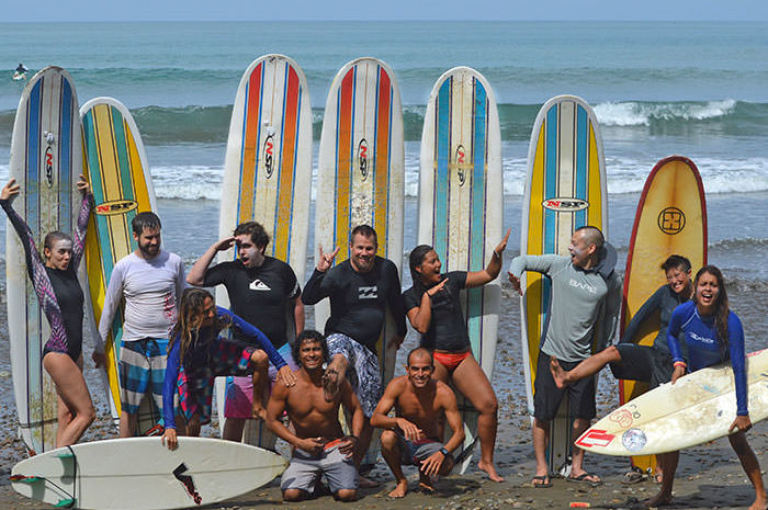 surf camp with Costa Rica Surf Camp