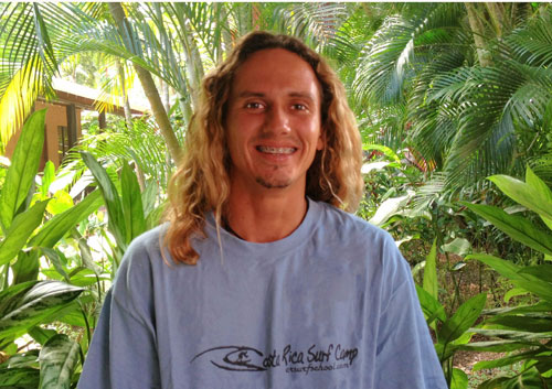 Meet Costa Rica Surf Camp Instructor Jorge