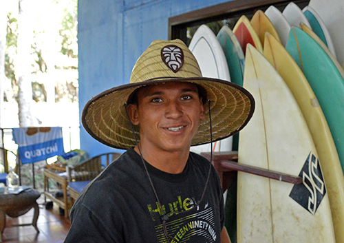 Meet Costa Rica Surf Camp Instructor Axel