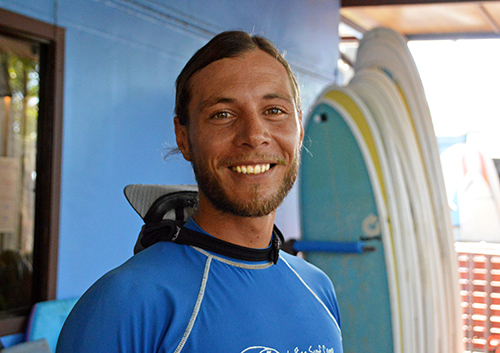 Meet Costa Rica Surf Camp Instructor Gonzalo