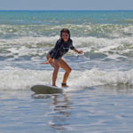 Beginner Surf Lessons In Costa Rica Without Any Crowds