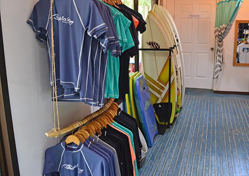 Costa Rica Surf Camp Merchandise