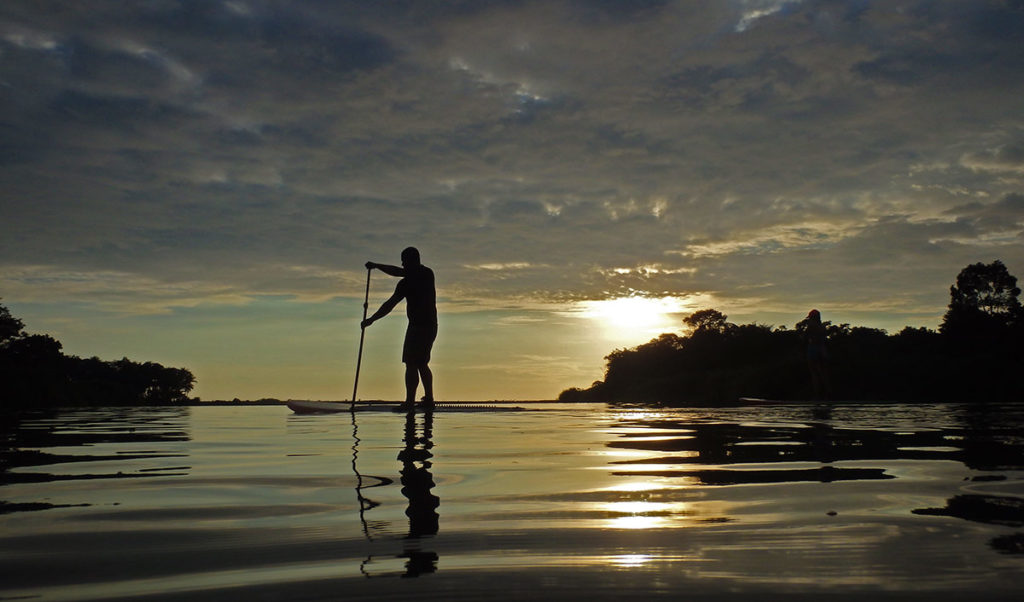 Stand Up Paddle board Tours Costa Rica