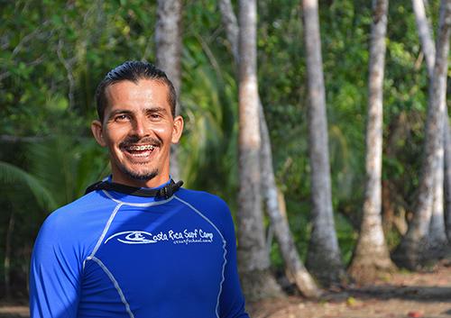 Surf Instructor Ezequiel
