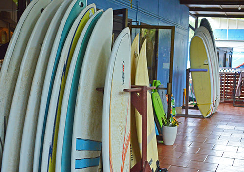 Surfboard Rental Dominical