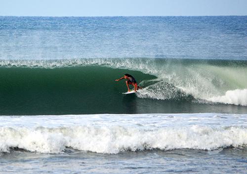 Dominical Surf Photos