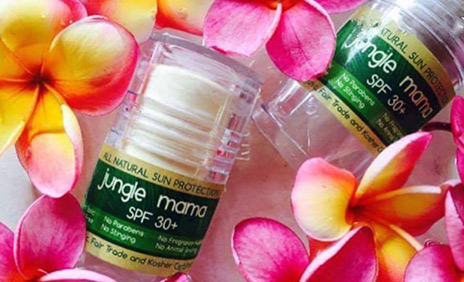 Jungle Mama Natural Sunscreen